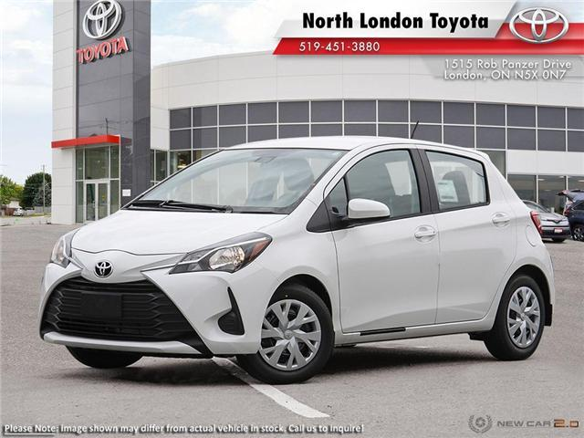 2018 Toyota Yaris LE (Stk: 218971) in London - Image 1 of 24