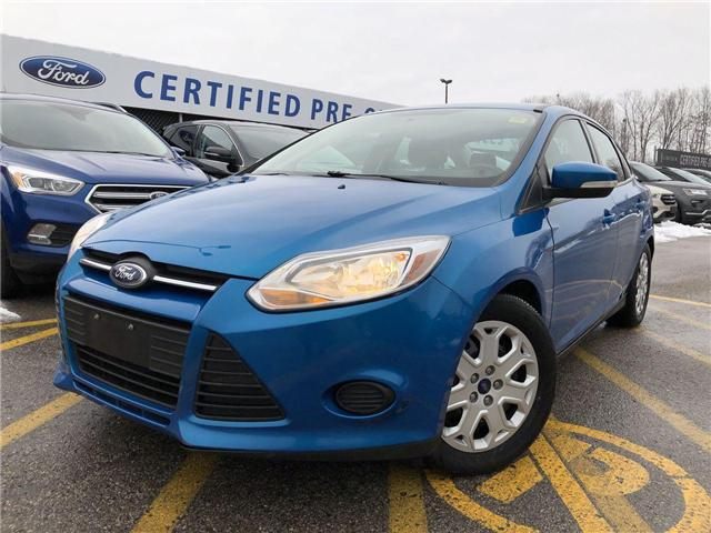 2014 Ford Focus SE (Stk: P8626) in Barrie - Image 1 of 30