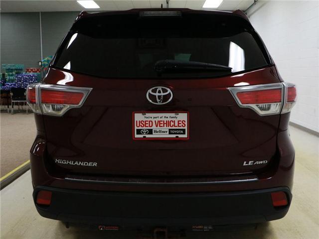 2015 Toyota Highlander  (Stk: 186422) in Kitchener - Image 22 of 29