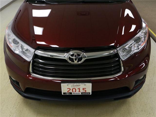 2015 Toyota Highlander  (Stk: 186422) in Kitchener - Image 25 of 29