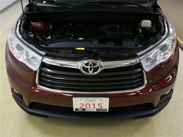 2015 Toyota Highlander  (Stk: 186422) in Kitchener - Image 26 of 29