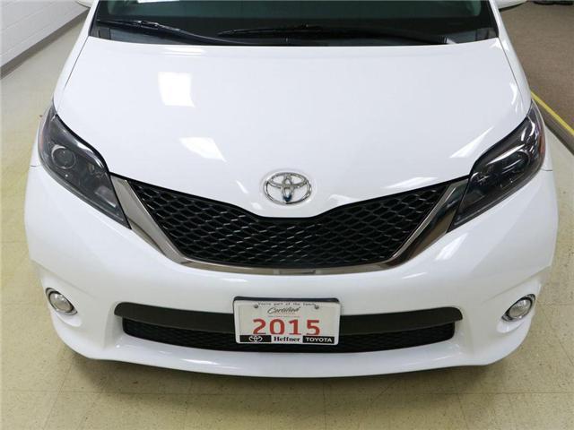 2015 Toyota Sienna SE 8 Passenger (Stk: 186401) in Kitchener - Image 25 of 29