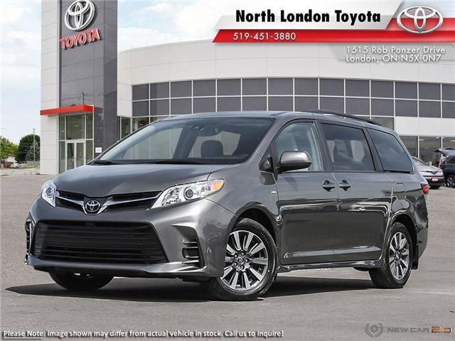 2019 Toyota Sienna LE 8-Passenger (Stk: 219199) in London - Image 1 of 24