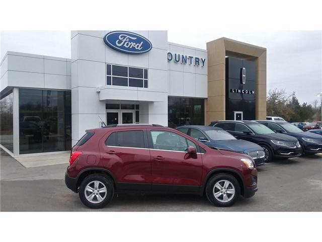 2014 Chevrolet Trax 1LT (Stk: P0305A) in Bobcaygeon - Image 1 of 19