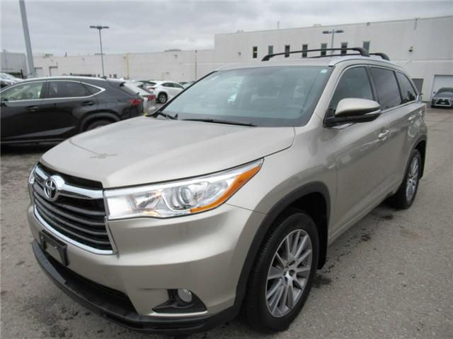 2016 Toyota Highlander XLE (Stk: 15796A) in Toronto - Image 2 of 21