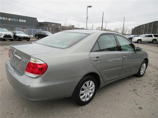 2006 Toyota Camry LE (Stk: 8060XA) in Toronto - Image 2 of 13