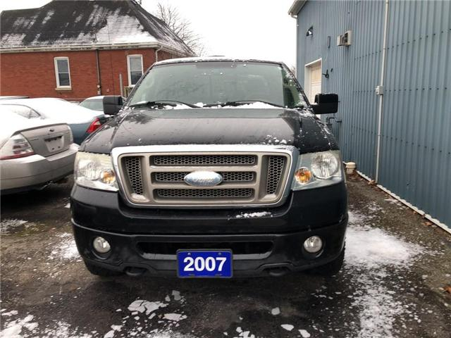 2007 Ford F-150 King Ranch (Stk: 1FTPW1) in Belmont - Image 3 of 17