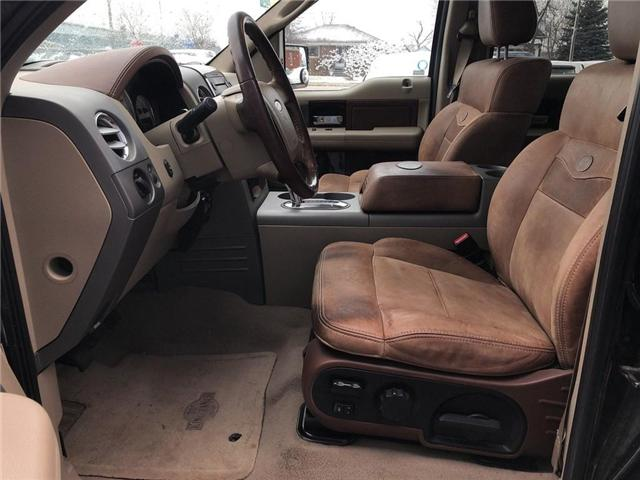 2007 Ford F-150 King Ranch (Stk: 1FTPW1) in Belmont - Image 11 of 17