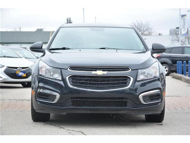 2015 Chevrolet Cruze 2LS (Stk: 226734) in Milton - Image 2 of 14