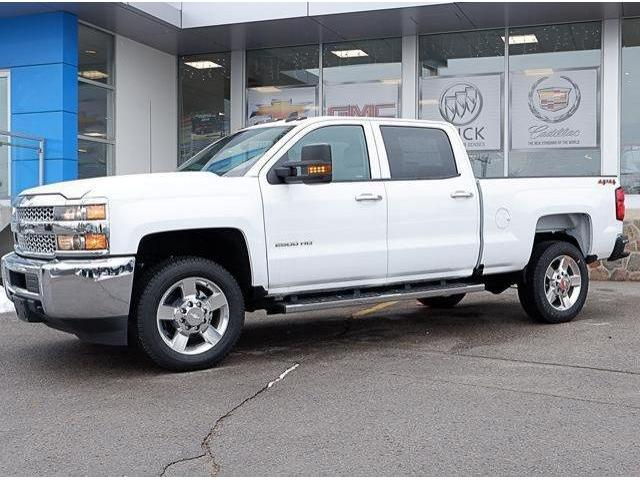2019 Chevrolet Silverado 2500HD WT (Stk: 19010) in Peterborough - Image 1 of 3
