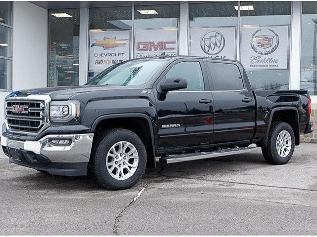 2018 GMC Sierra 1500 SLE (Stk: 18962) in Peterborough - Image 1 of 4