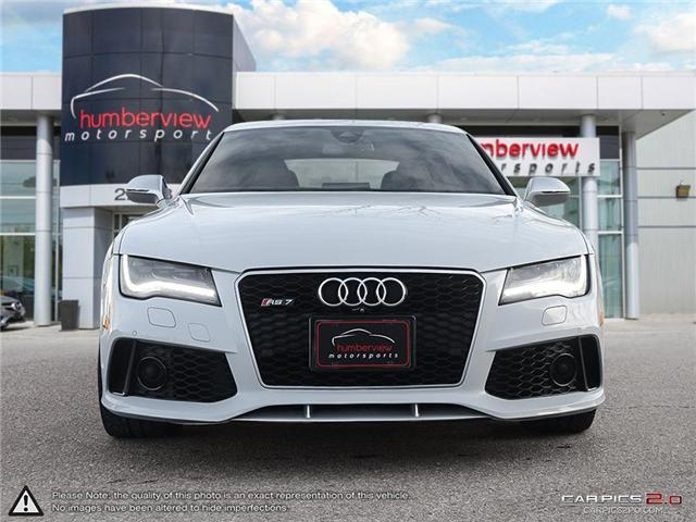 2014 Audi S7 4.0 (Stk: 18HMS725) in Mississauga - Image 2 of 27