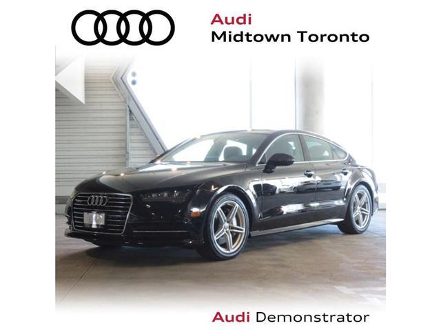 2018 Audi A7 3.0T Progressiv (Stk: DAU3313) in Toronto - Image 1 of 22