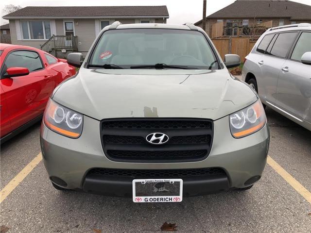 2009 Hyundai Santa Fe GL (Stk: U25618) in Goderich - Image 3 of 4