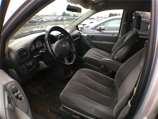 2005 Dodge Caravan SE 7 PASSENGER, ROOF RACK, POWER GROUP, KEYLESS (Stk: 42655AB) in Brampton - Image 6 of 9