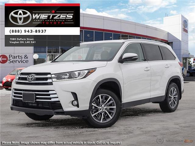 2019 Toyota Highlander XLE AWD (Stk: 67779) in Vaughan - Image 1 of 24