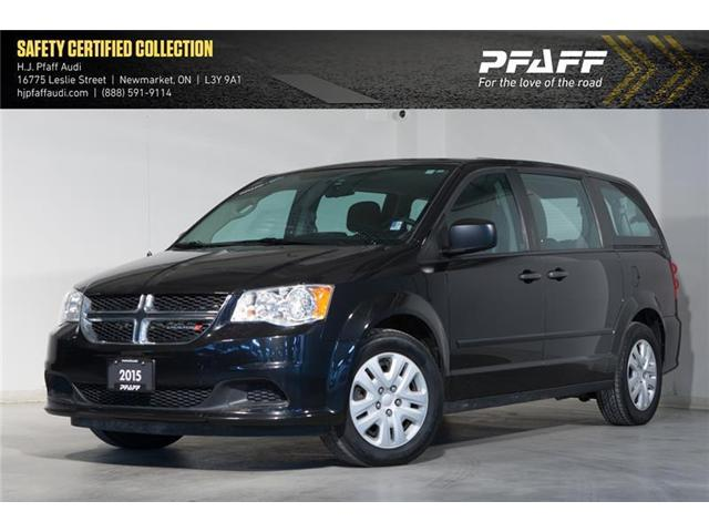 2015 Dodge Grand Caravan SE/SXT (Stk: 52989A) in Newmarket - Image 1 of 16