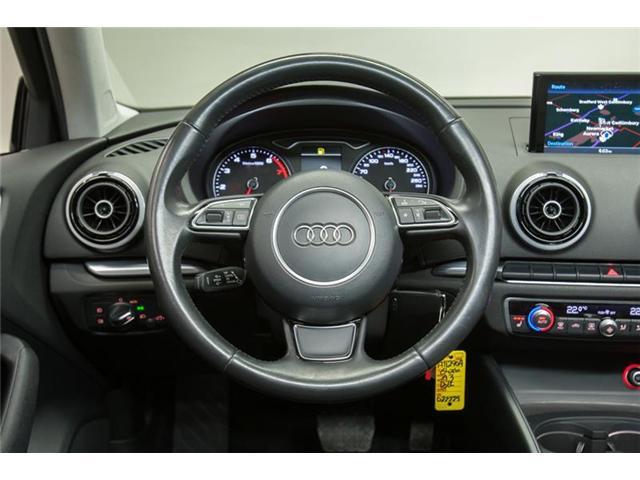 2016 Audi A3 2.0T Progressiv (Stk: A11290A) in Newmarket - Image 11 of 17