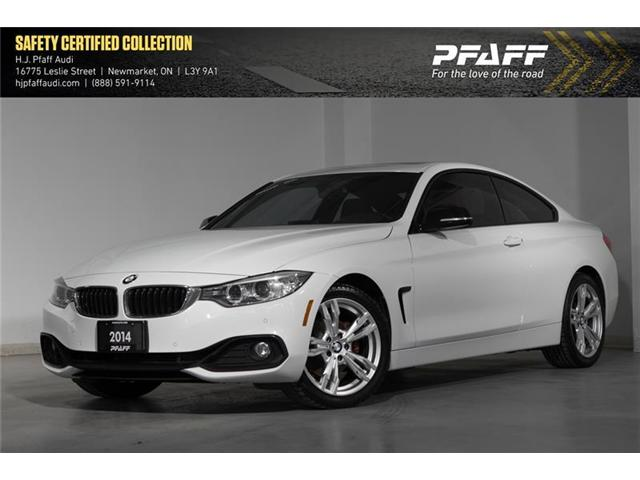 2014 BMW 428i xDrive (Stk: A11689A) in Newmarket - Image 1 of 17