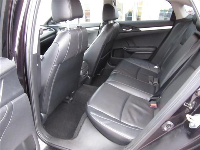 2017 Honda Civic Touring (Stk: N1324A) in Hamilton - Image 10 of 27