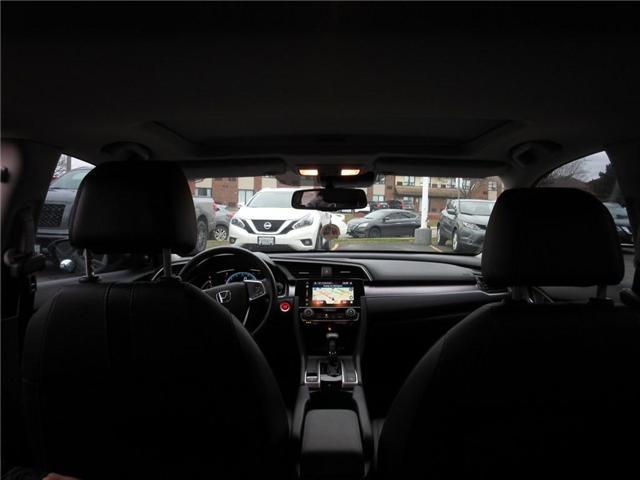2017 Honda Civic Touring (Stk: N1324A) in Hamilton - Image 12 of 27