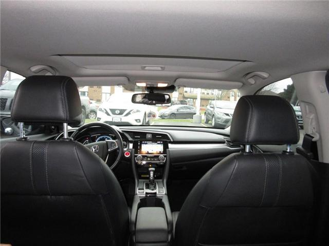 2017 Honda Civic Touring (Stk: N1324A) in Hamilton - Image 13 of 27