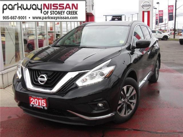 2015 Nissan Murano SV (Stk: N1361) in Hamilton - Image 1 of 22