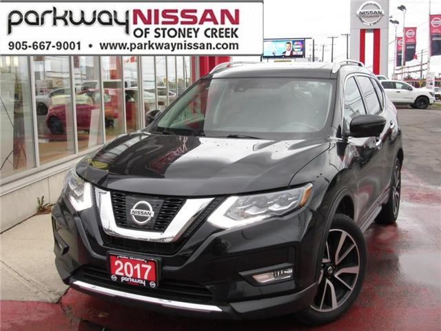 2017 Nissan Rogue SL Platinum (Stk: N1362) in Hamilton - Image 1 of 28
