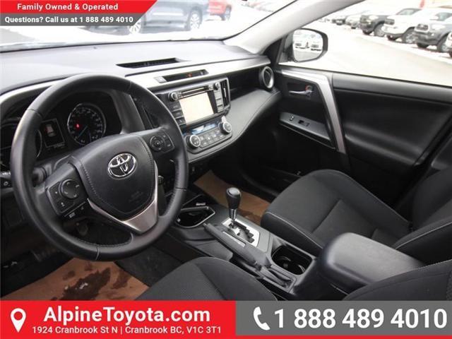 2016 Toyota RAV4 Hybrid XLE (Stk: D035127M) in Cranbrook - Image 9 of 17