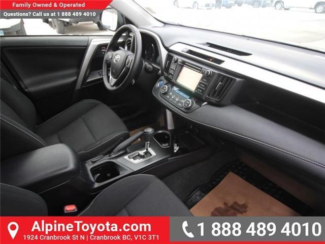 2016 Toyota RAV4 Hybrid XLE (Stk: D035127M) in Cranbrook - Image 11 of 17