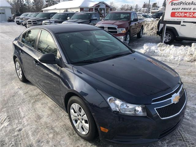 2014 Chevrolet Cruze 2LS (Stk: A2669) in Miramichi - Image 2 of 27