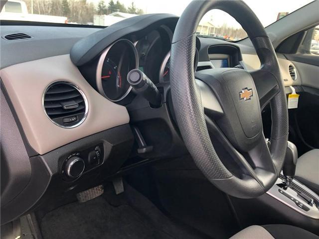 2014 Chevrolet Cruze 2LS (Stk: A2669) in Miramichi - Image 18 of 27