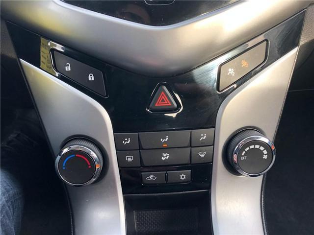 2014 Chevrolet Cruze 2LS (Stk: A2669) in Miramichi - Image 22 of 27