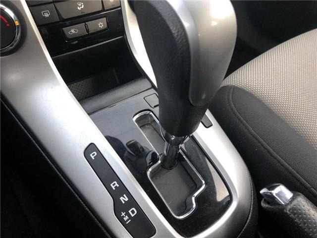 2014 Chevrolet Cruze 2LS (Stk: A2669) in Miramichi - Image 24 of 27