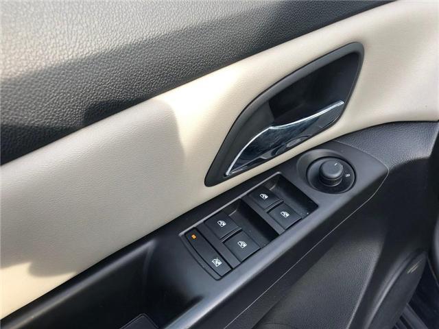 2014 Chevrolet Cruze 2LS (Stk: A2669) in Miramichi - Image 25 of 27