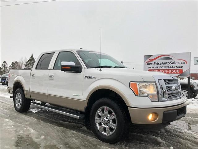 2012 Ford F-150  (Stk: A2791) in Miramichi - Image 1 of 28