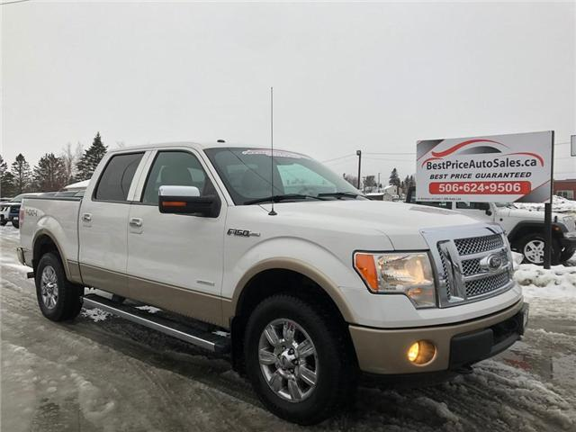 2012 Ford F-150  (Stk: A2791) in Miramichi - Image 2 of 28