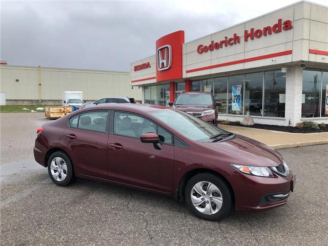 2015 Honda Civic LX (Stk: U16818) in Goderich - Image 6 of 17