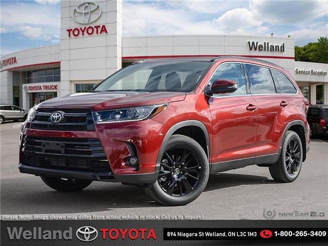 2019 Toyota Highlander XLE AWD SE Package (Stk: HIG6259) in Welland - Image 1 of 24