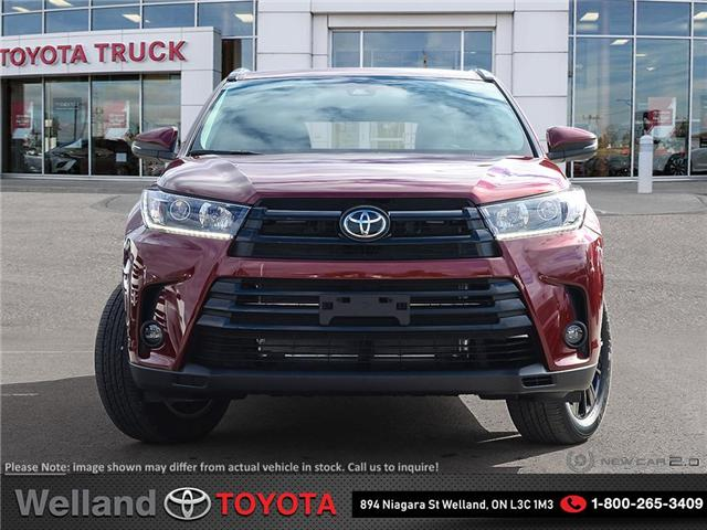 2019 Toyota Highlander XLE AWD SE Package (Stk: HIG6259) in Welland - Image 2 of 24