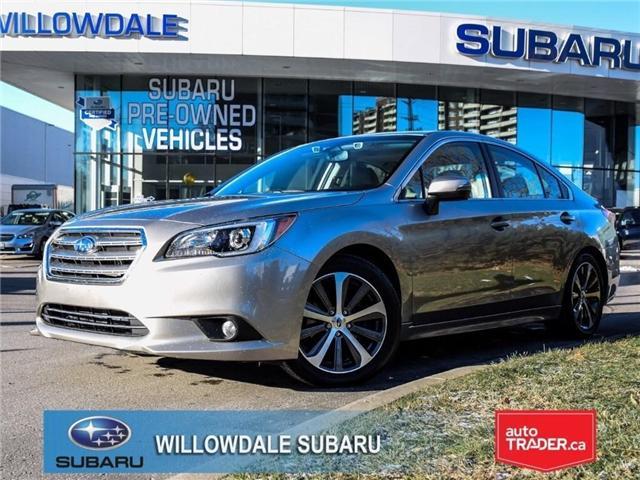 2016 Subaru Legacy 2.5i Limited | TECH | NAVI | BLIND SPOT ASSIST (Stk: P2623) in Toronto - Image 1 of 23