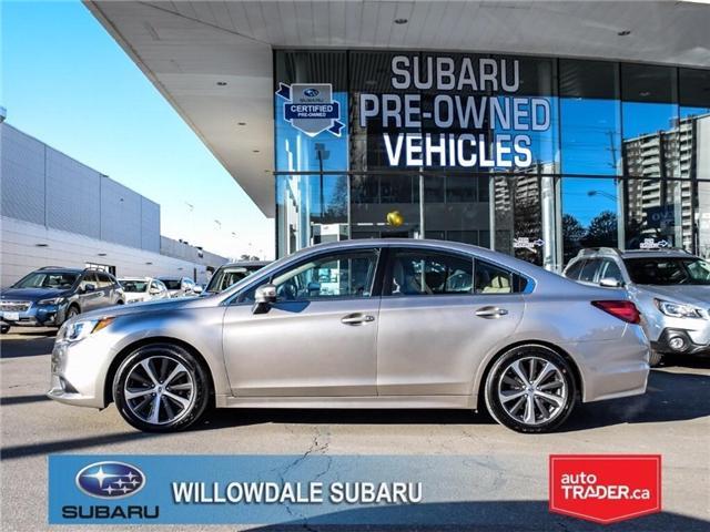 2017 Subaru Legacy 2.5i Limited | TECH | NAVI | BLINDSPOT ASSIST (Stk: P2621) in Toronto - Image 2 of 25