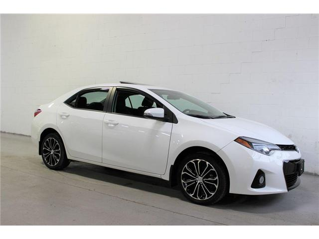 2015 Toyota Corolla  (Stk: 263976) in Vaughan - Image 1 of 30