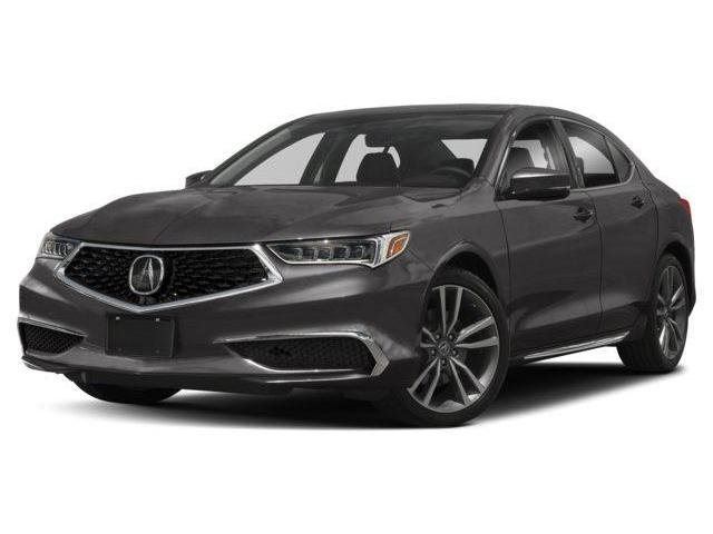 2019 Acura TLX Tech (Stk: K801862) in Brampton - Image 1 of 9