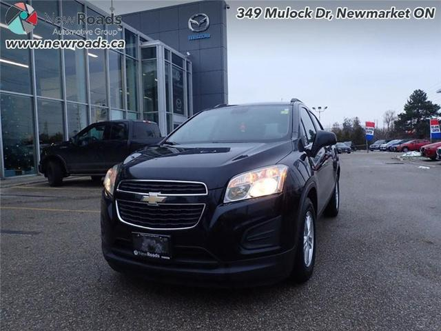 2015 Chevrolet Trax 1LT (Stk: 40594A) in Newmarket - Image 1 of 30