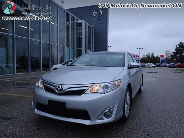 2014 Toyota Camry XLE (Stk: 40312A) in Newmarket - Image 1 of 30