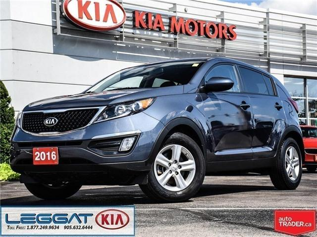 2016 Kia Sportage LX (Stk: 806050A) in Burlington - Image 1 of 20