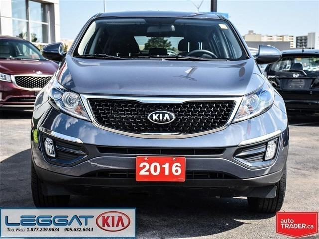 2016 Kia Sportage LX (Stk: 806050A) in Burlington - Image 2 of 20