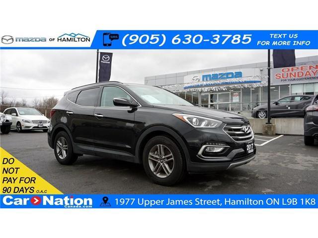 2017 Hyundai Santa Fe Sport  (Stk: DRD1618) in Hamilton - Image 1 of 30
