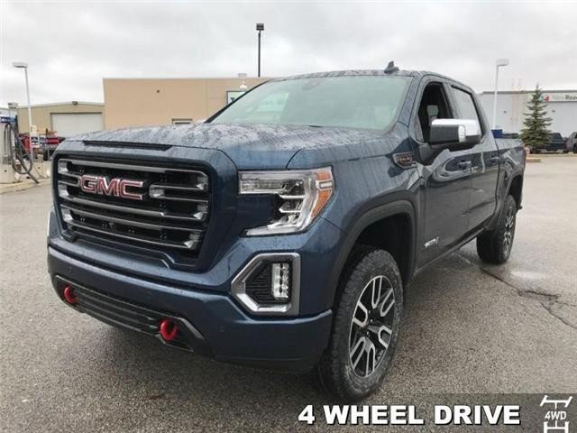 2019 GMC Sierra 1500 AT4 (Stk: Z169164) in Newmarket - Image 1 of 18